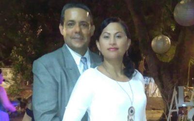 Diego y Sandra Tamayo